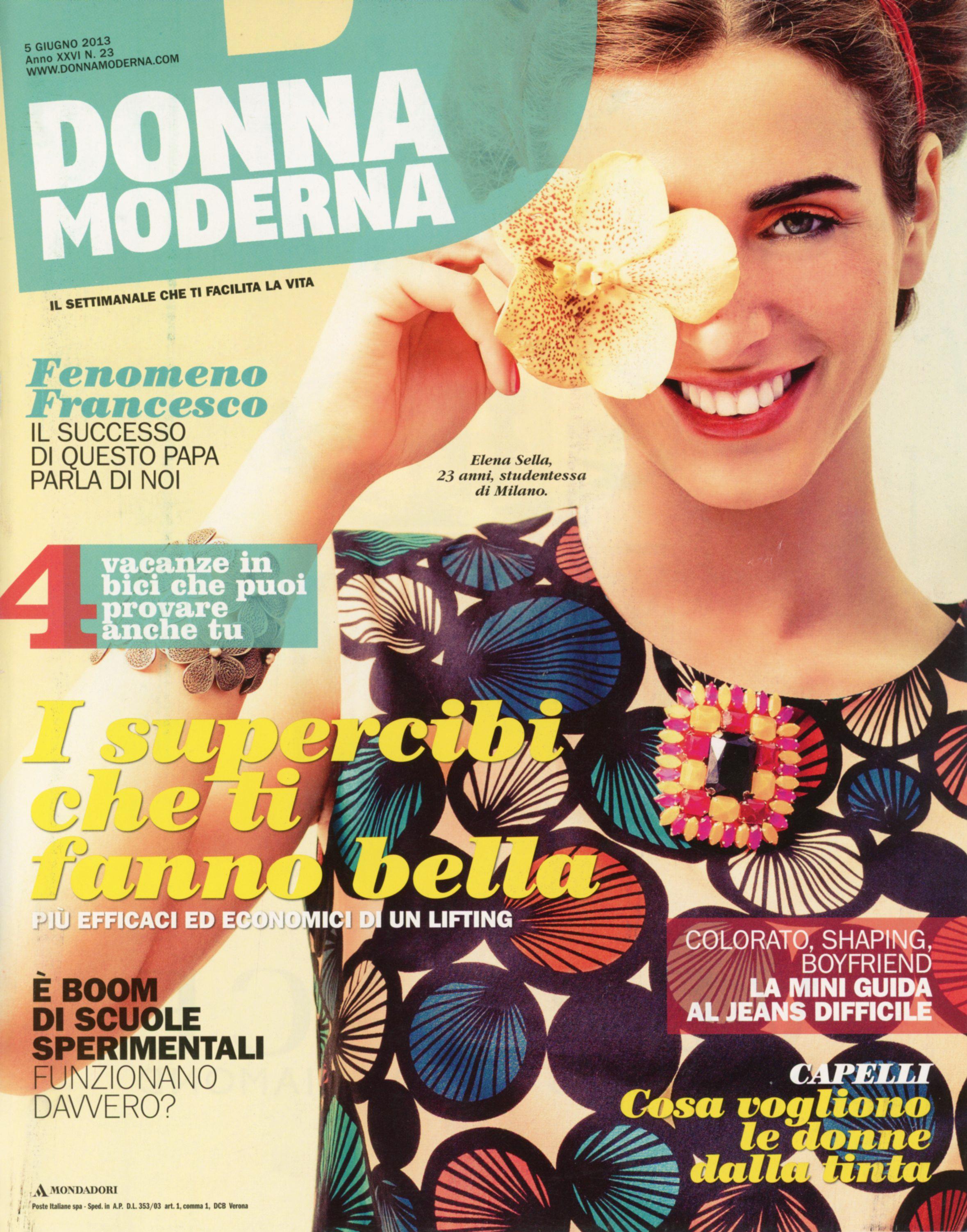 Donna Moderna 2013