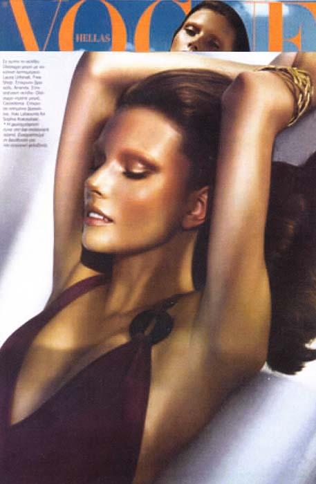 Vogue Hellas 2011