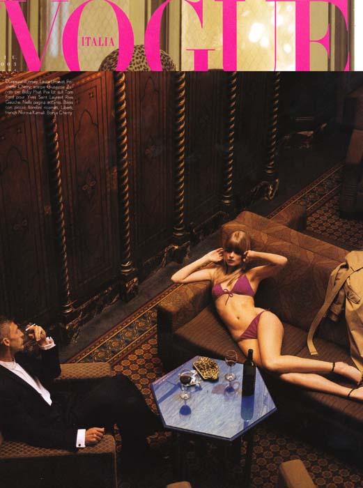 Vogue Italia 2003