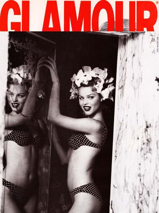 Eve Herzigova - Glamour 1993