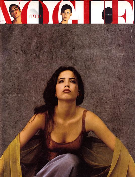 Vogue Italia 1989