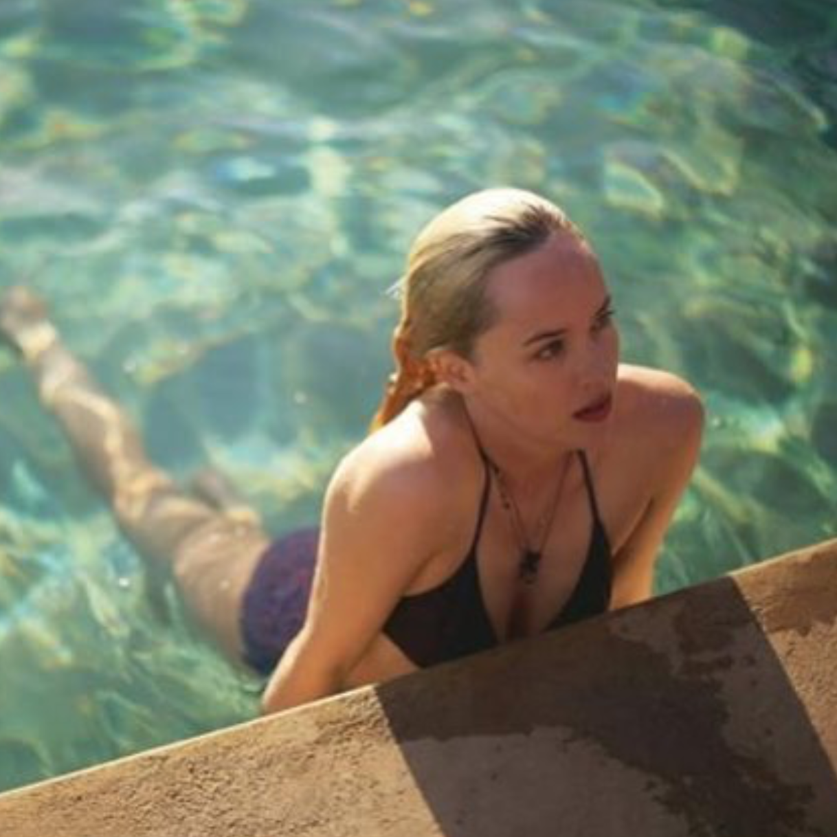 Dakota Jhonson - A bigger splash 2015