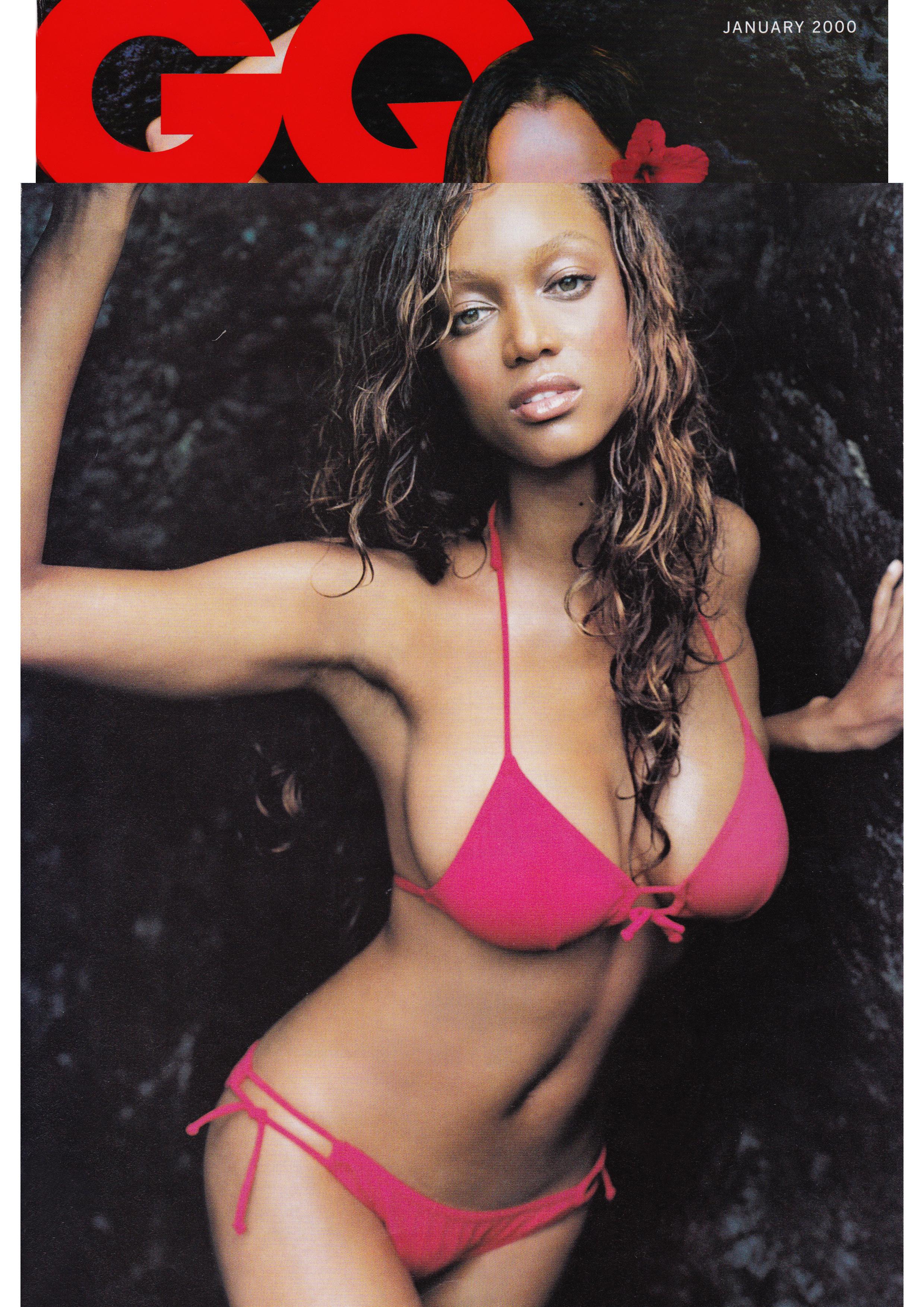 Tyra Banks - GQ 1999