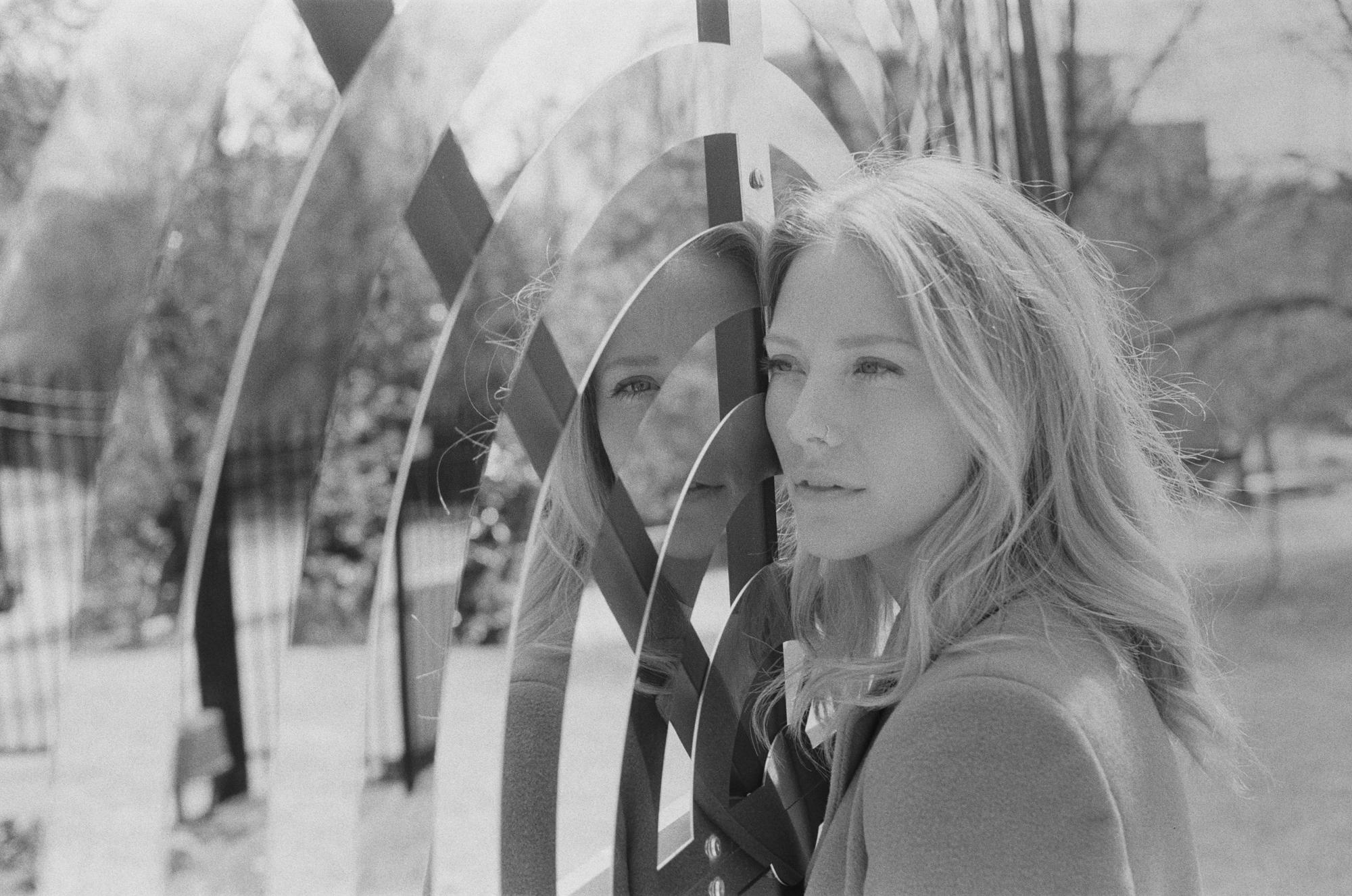 Lindsay reflected