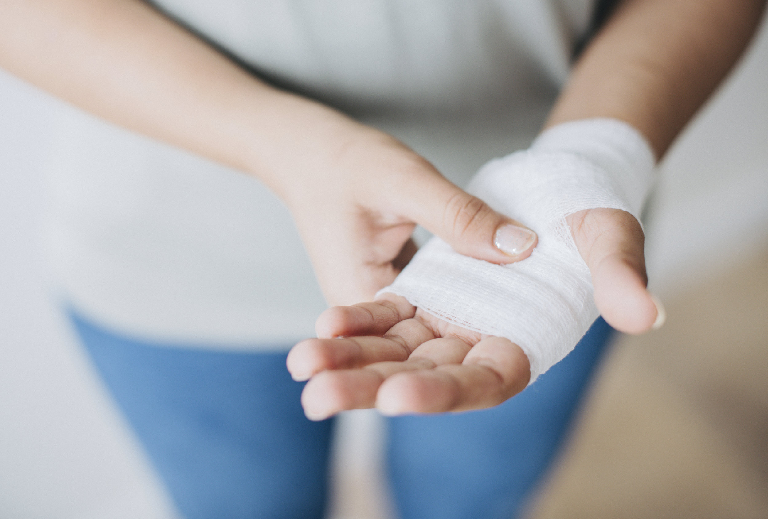 Short-Term Disability - By providing you with income protection, short-term disability insurance helps you remain financially stable should you become injured or ill and cannot work.
