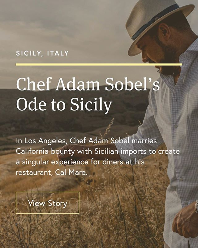 So excited to announce that dreams are coming true.. I've made it to front page!! 🙌🏻 This summer I had the privilege to photograph Chef Adam Sobel on his journey to Sicily for Life & Thyme and our story is finally online!! 📸✨ Visit the @lifeandthyme homepage to read more or simply just click the link in my profile.. @lifeandthyme #chef @asobel @osteriacalmare #editor @artbites_maite #bonafurtuna #sicily #italy #foodhistory #california #lifeandthyme #foodstory #travelphotographer #foodphotographer #corleone #grandmaskitchen #nanalu #odetosicily #michelinstars #mina