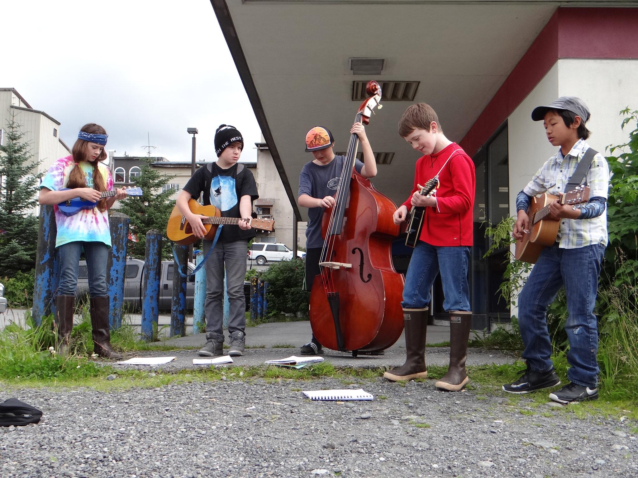 Cordova Music Camp