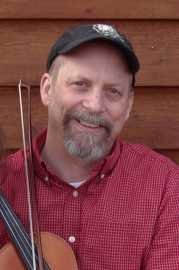 Scotty Meyer - intermediate and advanced old-time and cajun Adult Camp fiddle instructorScott started playing old time fiddle in 1980, hooked by revival bands such as Fuzzy Mountain, Hollow Rock, Highwoods, and Plank Road.After moving to Alaska, he spent some time in rural areas, woodshedding with cassette tapes of old 78s, Round Peak tunes, and Kentucky field recordings.He recorded with the Improbabillies in the late 1990s and played in the Ray-Jen Cajun Band for 20 years. He tutored at the Centrum Festival of American Fiddle Tunes in 2017 and is looking forward to helping fiddlers find their old-time groove.