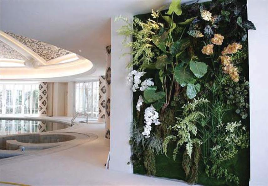 Emilio Robba . silk flower arrangements