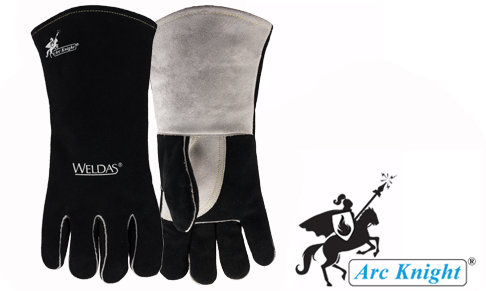 These Arc Knight® Stick Gloves feature our patented palm patch and COMFOflex® lining.