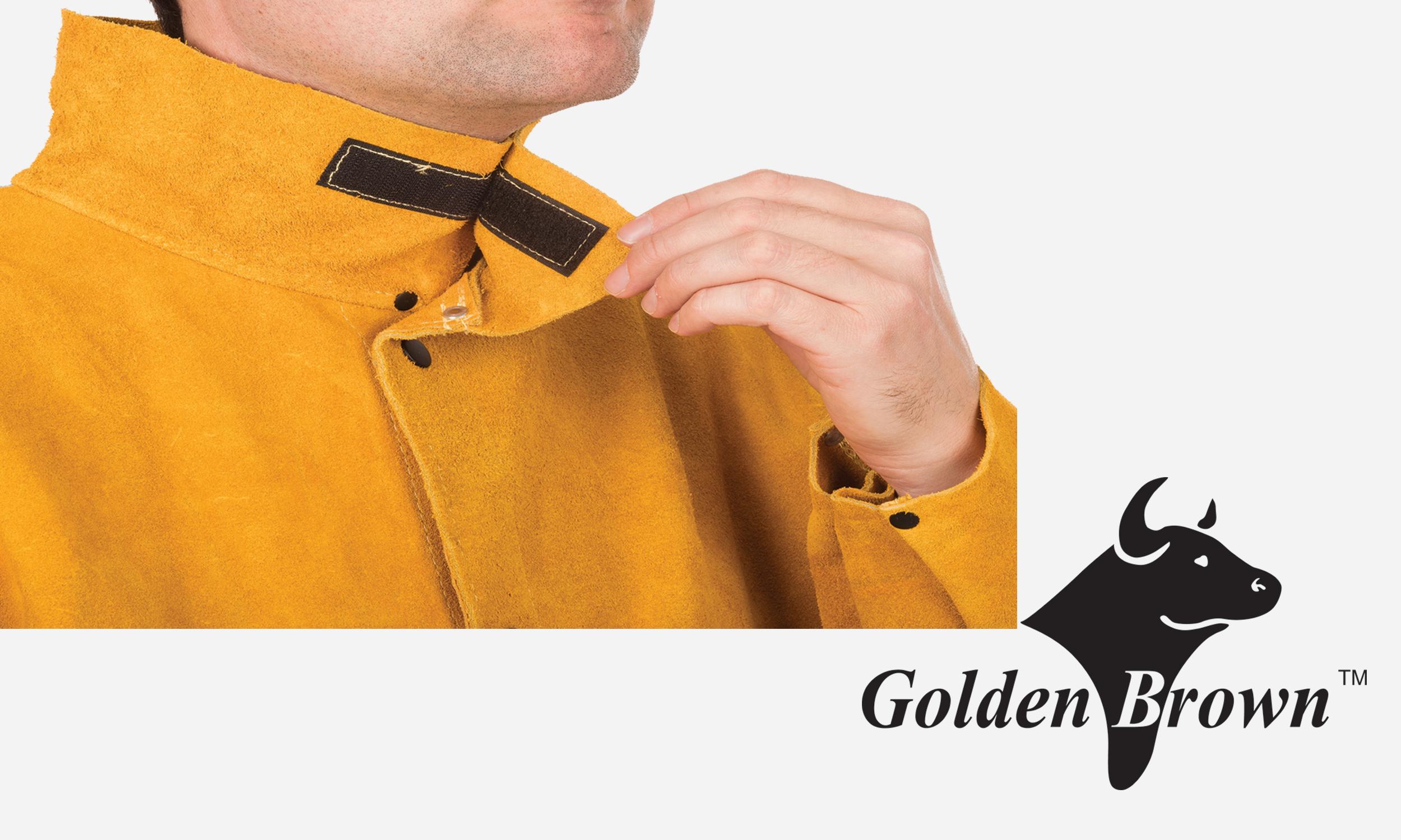 welding jacket collar