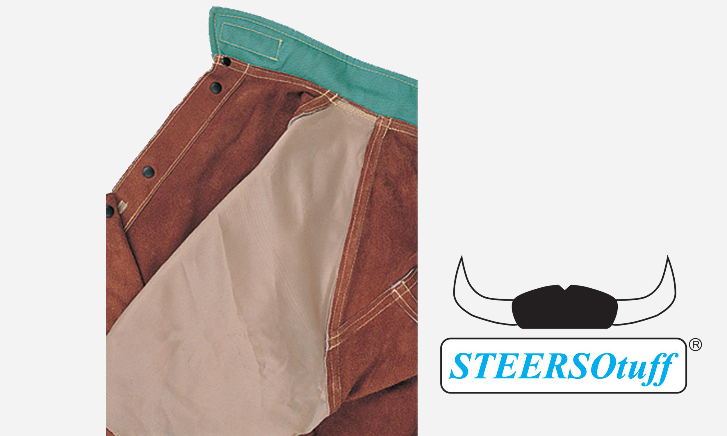 44-7300 STEERSOtuff Leather Jacket Inside View.png