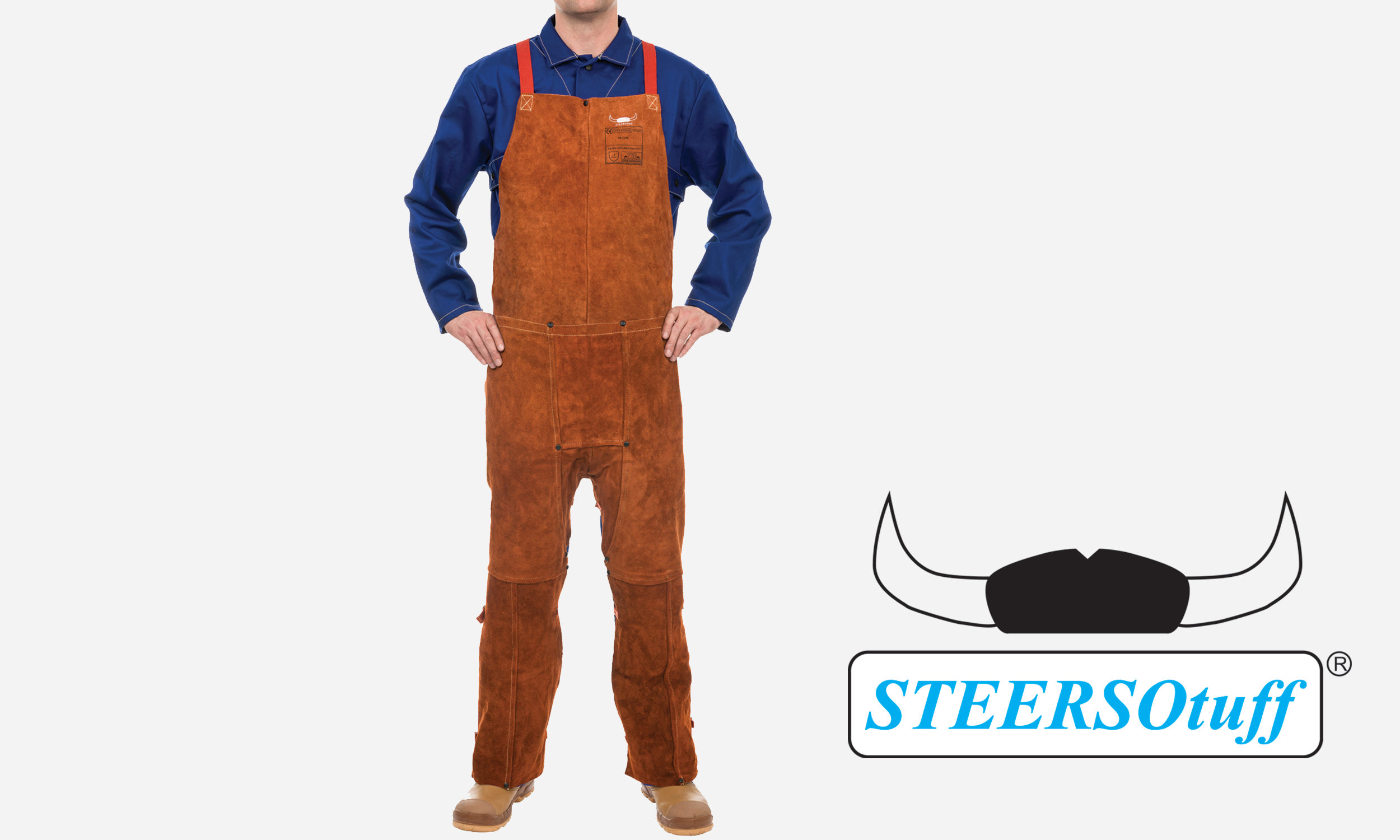 44-7242, 44-7248 Premium Leather Split Leg Bib Apron.png