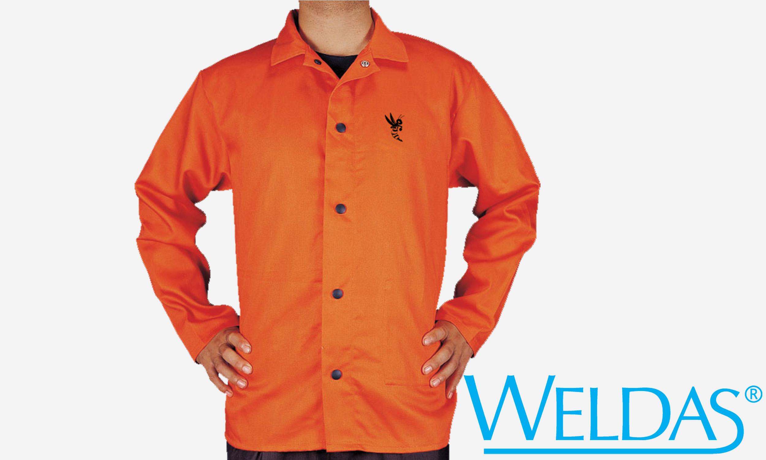 33-6730 Orange FR Cotton Jacket.png