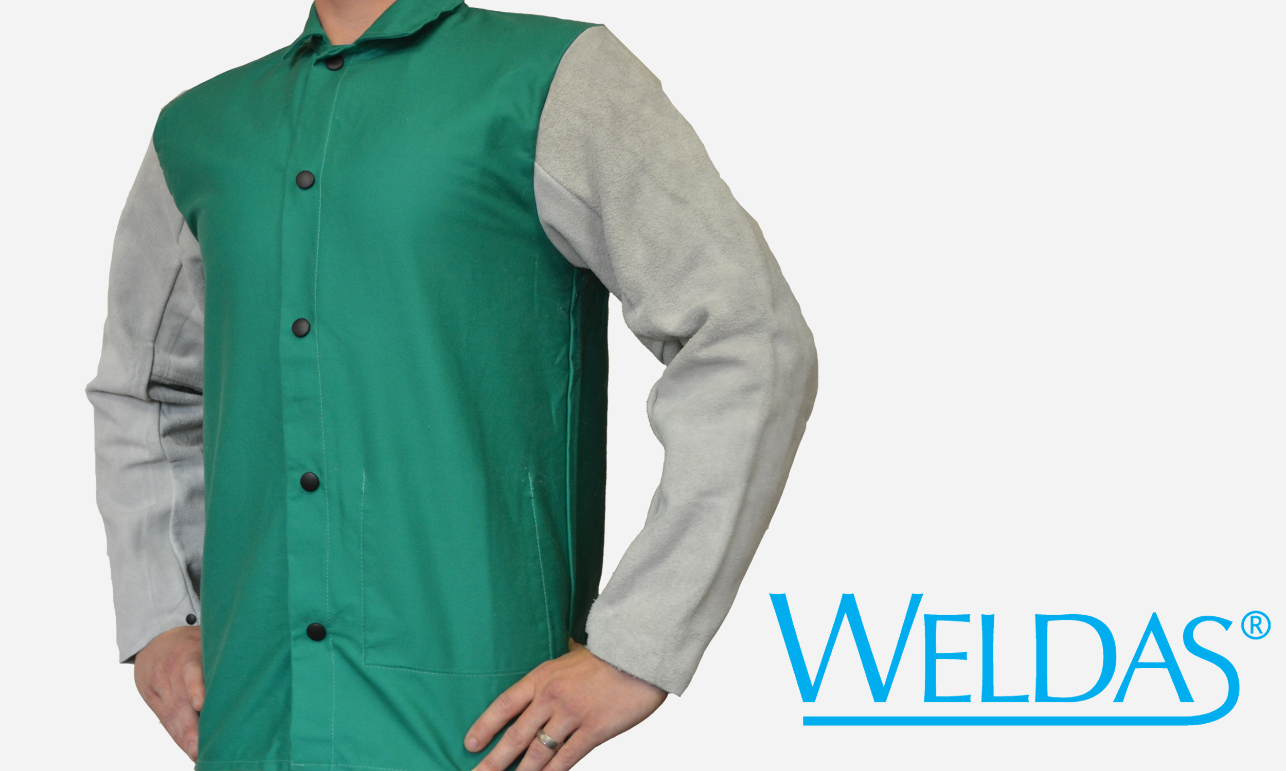 33-6430 9oz. 30'' FR Jacket with Leather Sleeves.png