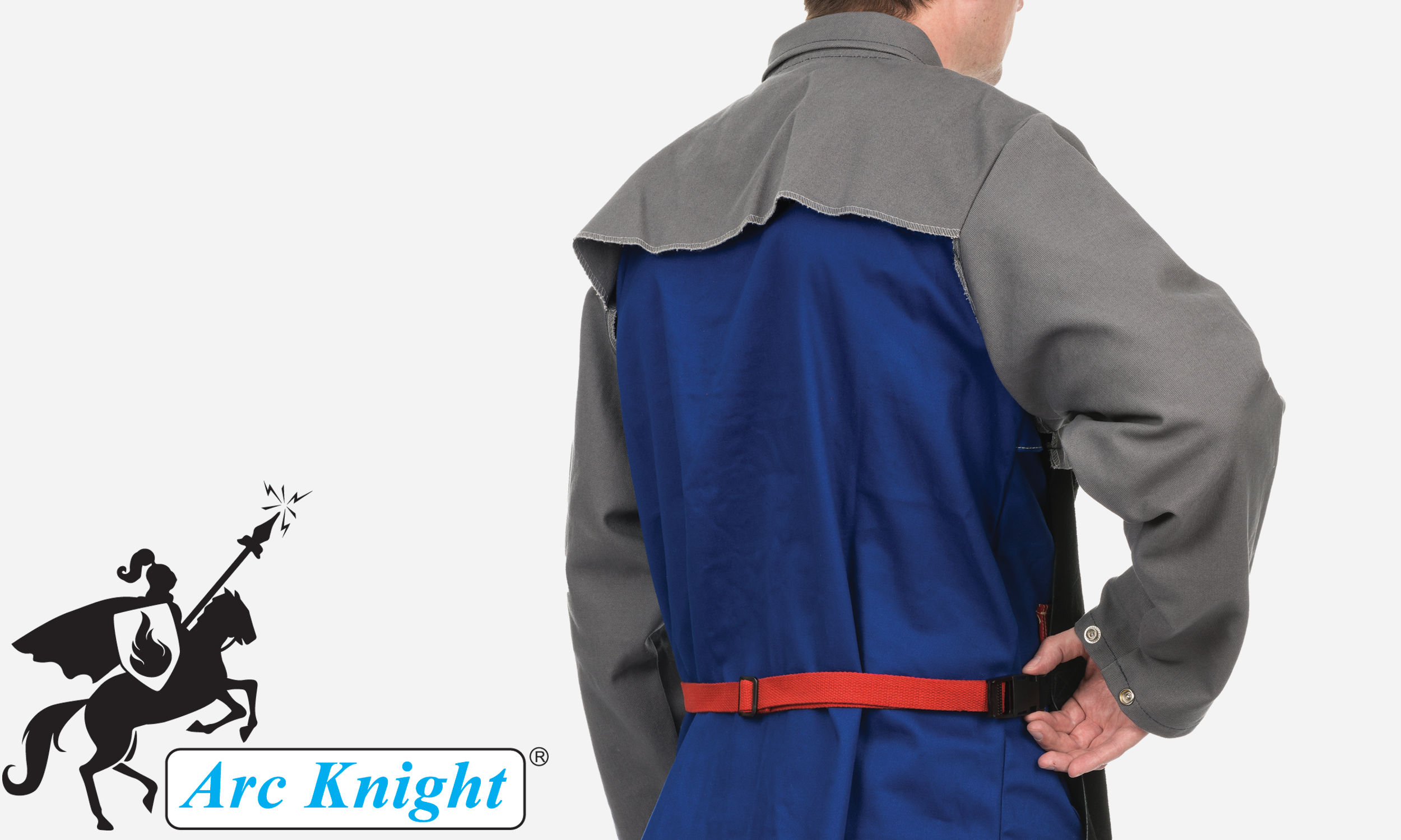 38-4328 Arc Knight Cape Sleeve Back View.png