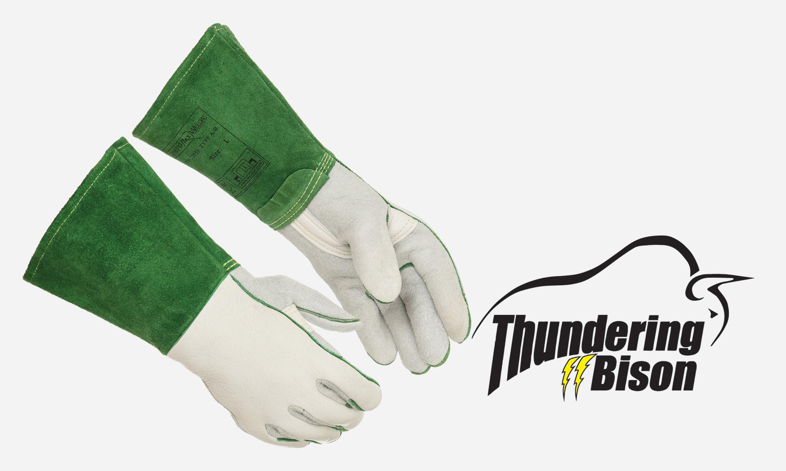 Bison Premium Welding Glove