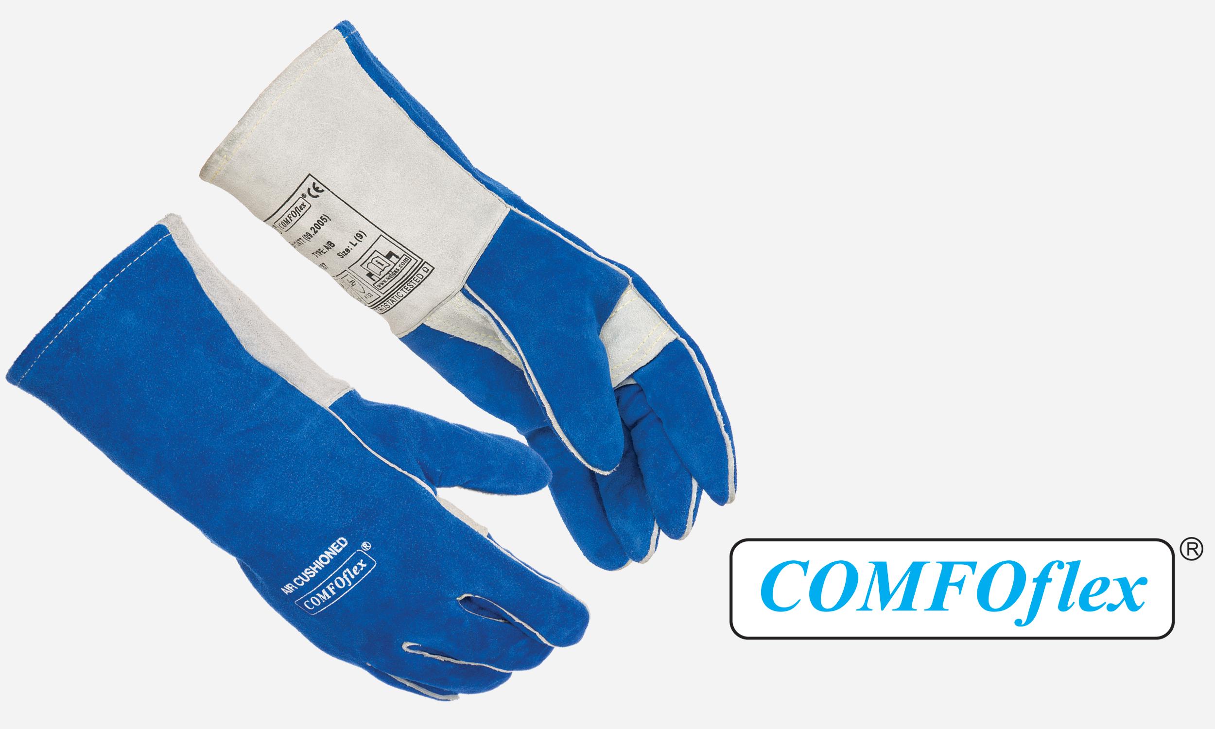 Cowhide Kevlar Premium Welding Glove