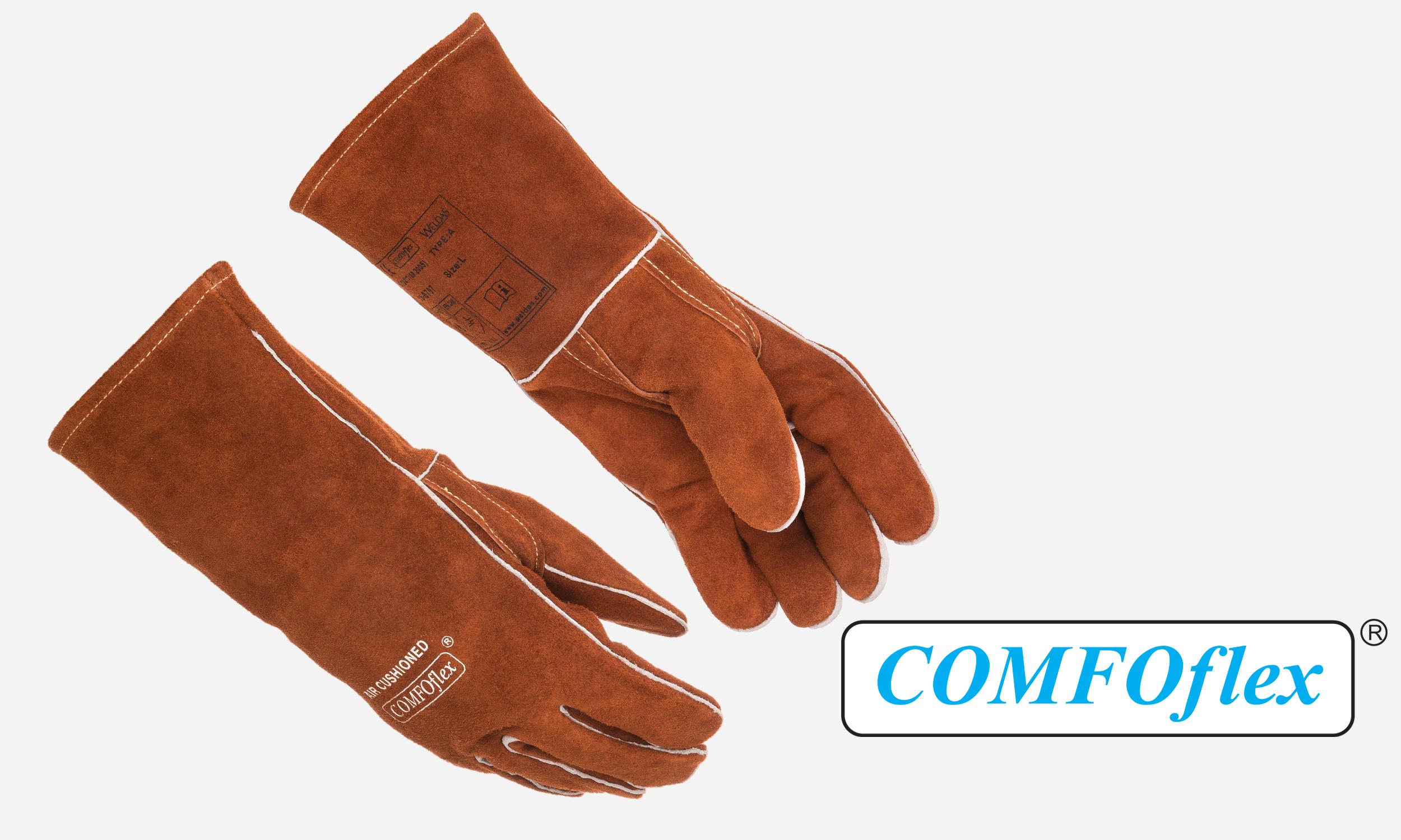 Split Cowhide Welding glove