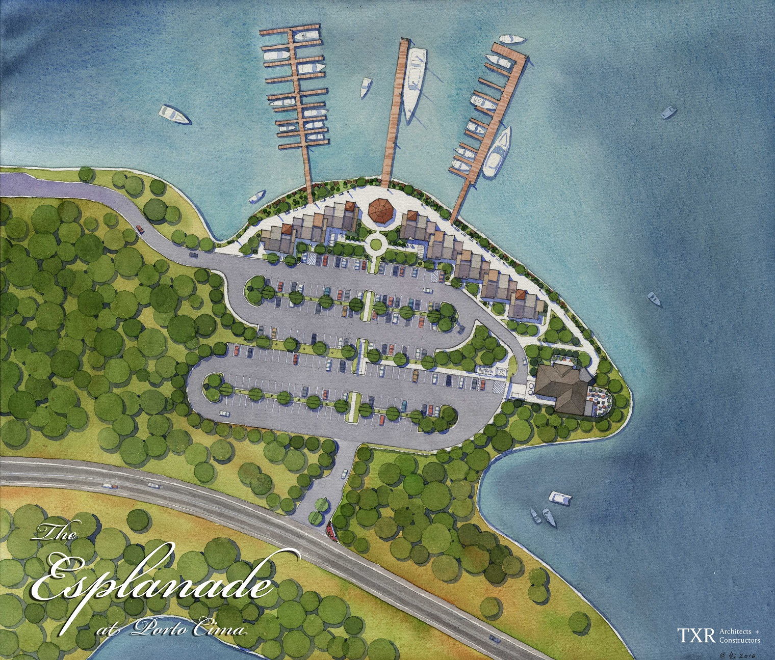 Porto Cima Condos-watercolor site plan+text-300dpi-LLi2016.jpg