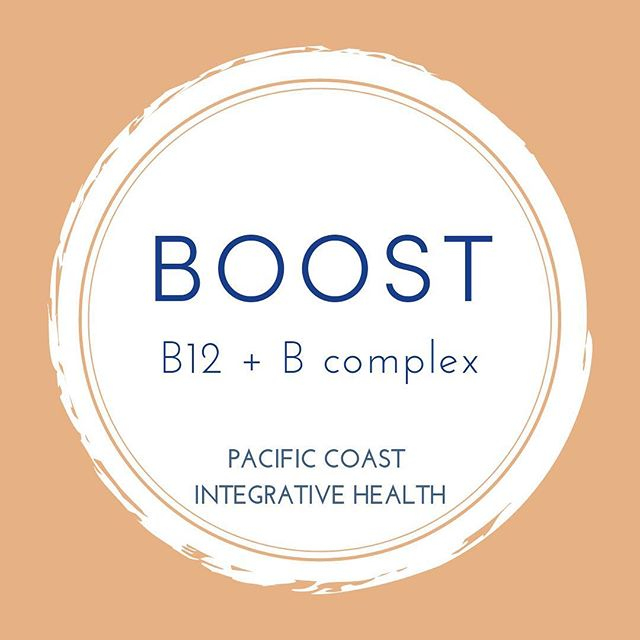 Our BOOST shot will give you a mix of Vitamins B1, B2, B3, B5, B6, and B12 for a power punch that will make you feel energized and balanced. #energy #b12shots #vitamins #health #selfcare #santacruz #vitaminshots #naturopathicdoctor #naturopathicmedicine #santacruzlife #wellness