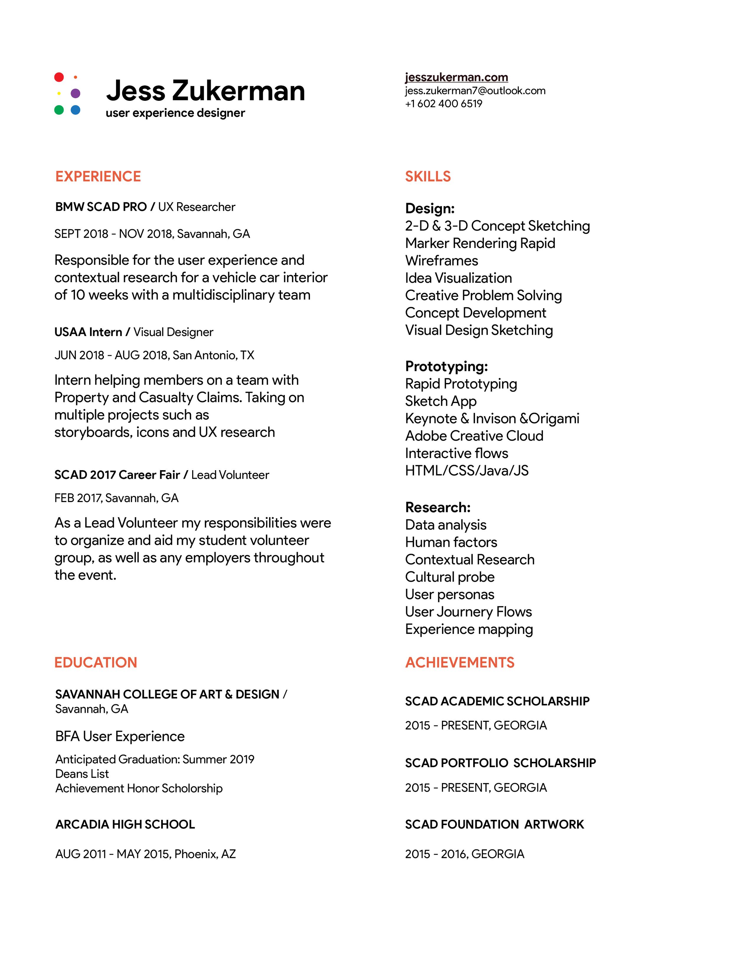 Jess UX Design Resume.png