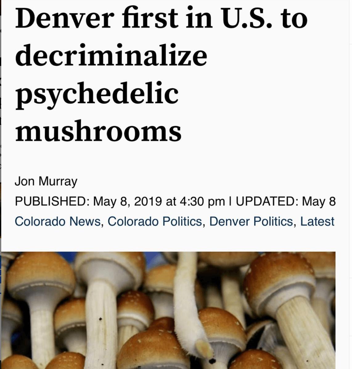 Denver goes first!