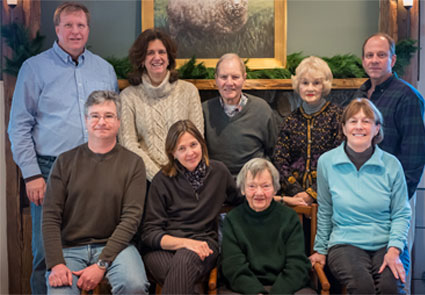Redding Land Trust Board Members