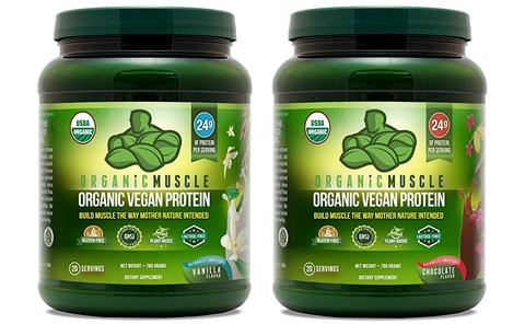 Discount Code: Brando at Checkout for 15% OFF Organic Muscle and 10% OFF Natural Force Supplements!