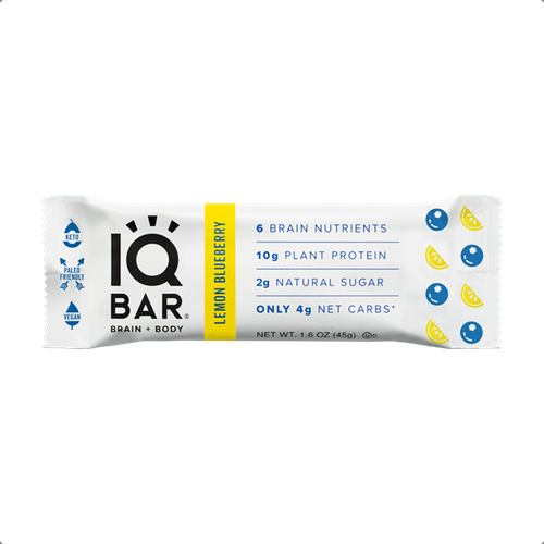 Lemon Blueberry - Box of 12