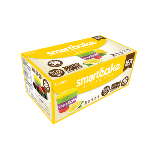 Lemon SmartCake - Shipper Box