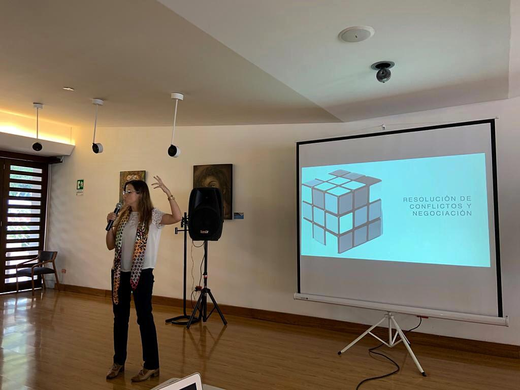 Paula Rincon, Exaudi Family Business Consulting, Colombia
