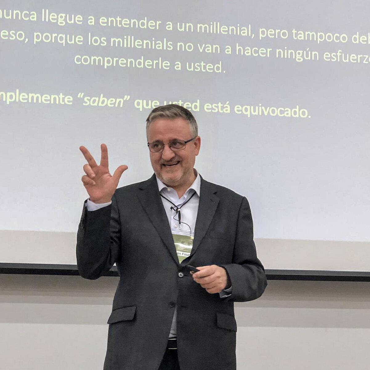 Ferran Fisas