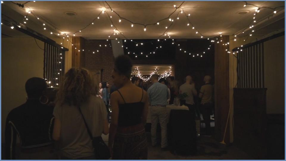 Paul Taylor Dance Company AfterGlow in Kaatsbaan's Stanford White barn. Photo credit: Quinn Wharton