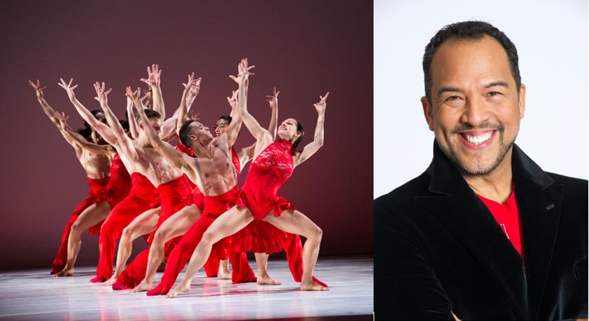 Ballet Hispánico in  Línea Recta;  Eduardo Vilaro, Artistic Director & CEO. Photos by Paula Lobo