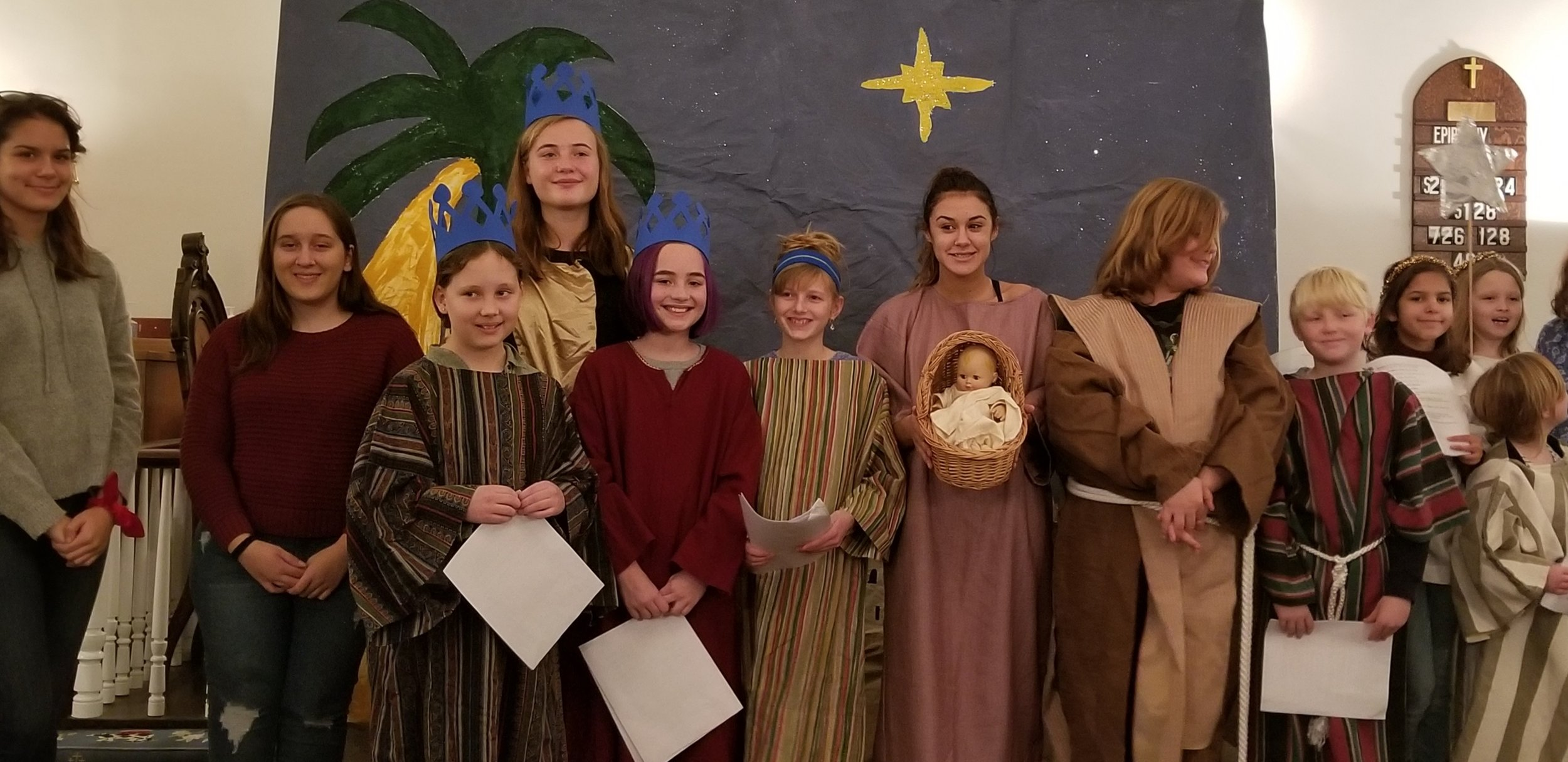 Epiphany Pageant - 2019