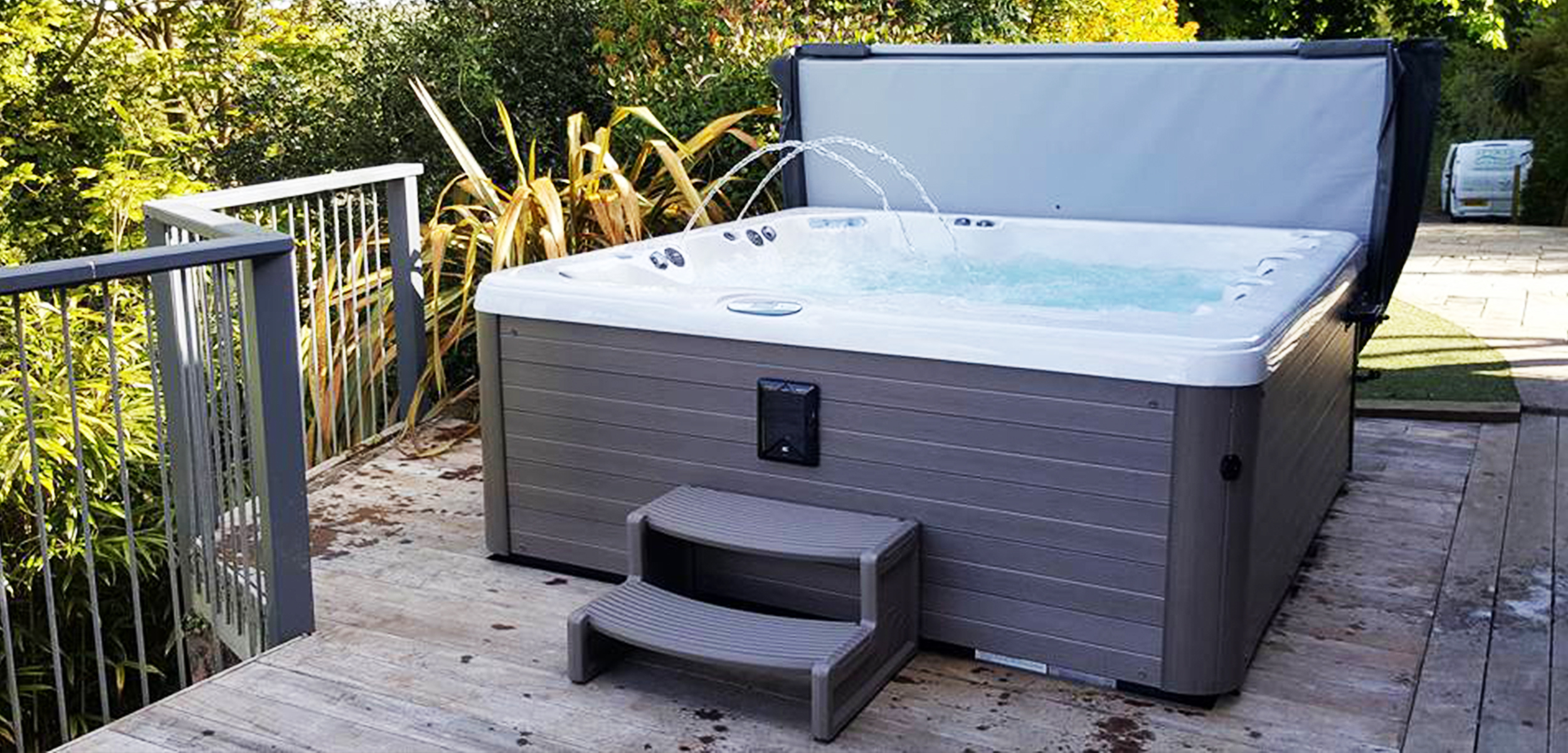 need a hot tub - removed?