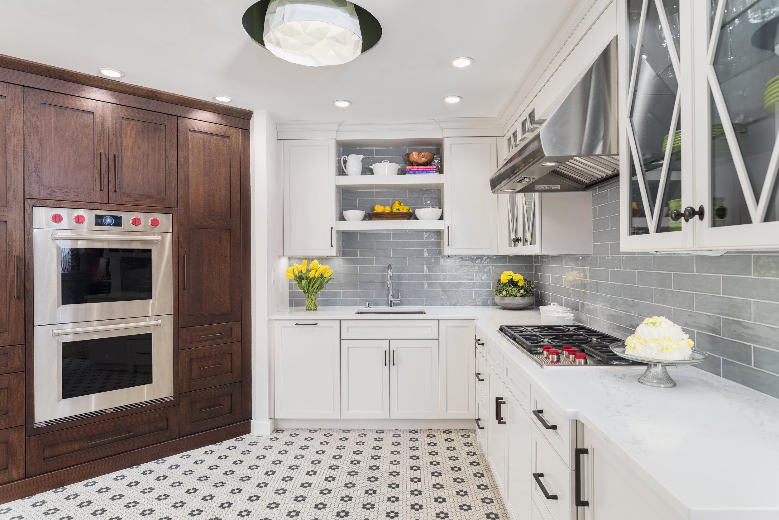 Brooklyn Brownstone-Inspired Kitchen