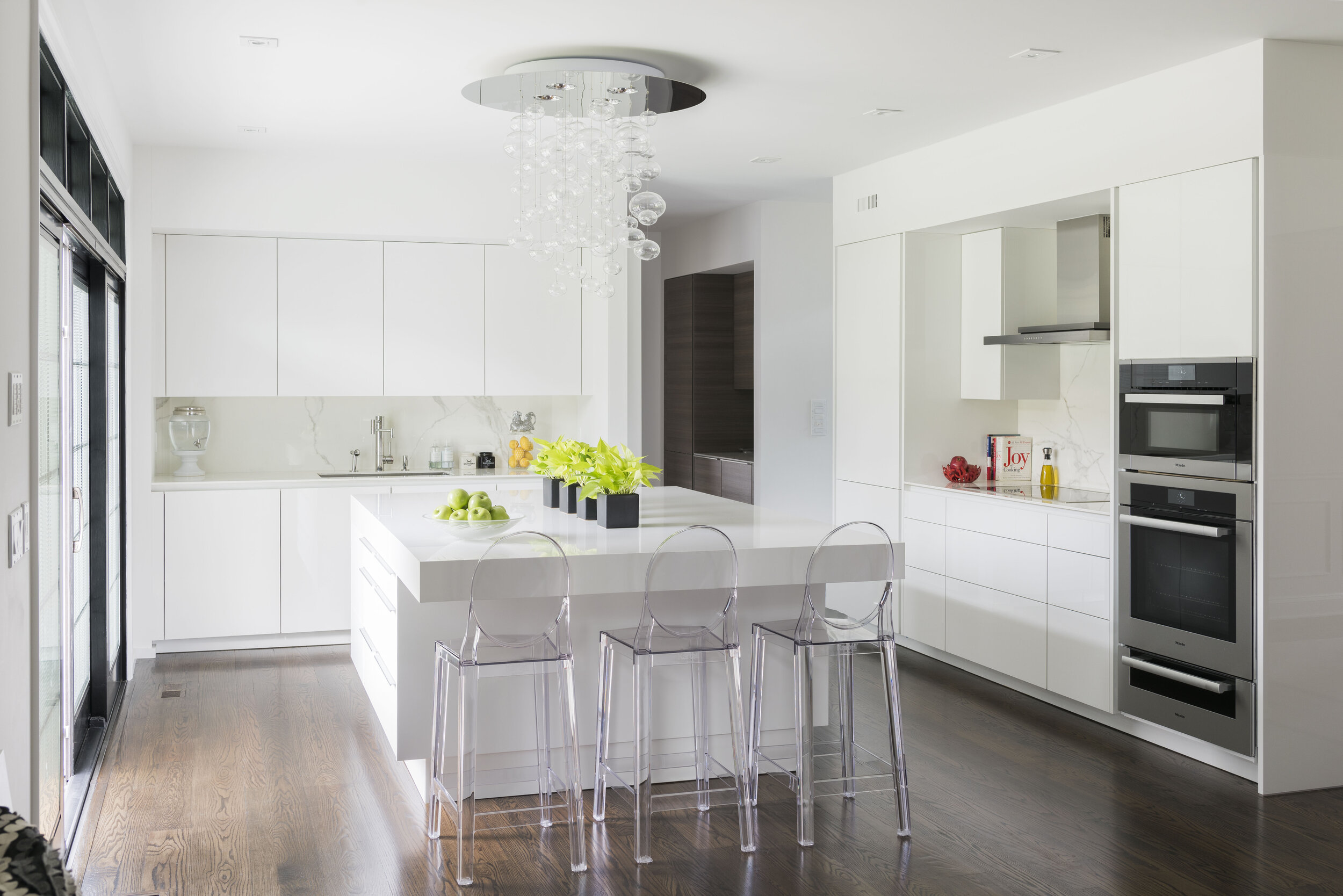 Traditional Meets Modern Poggenpohl Kitchen