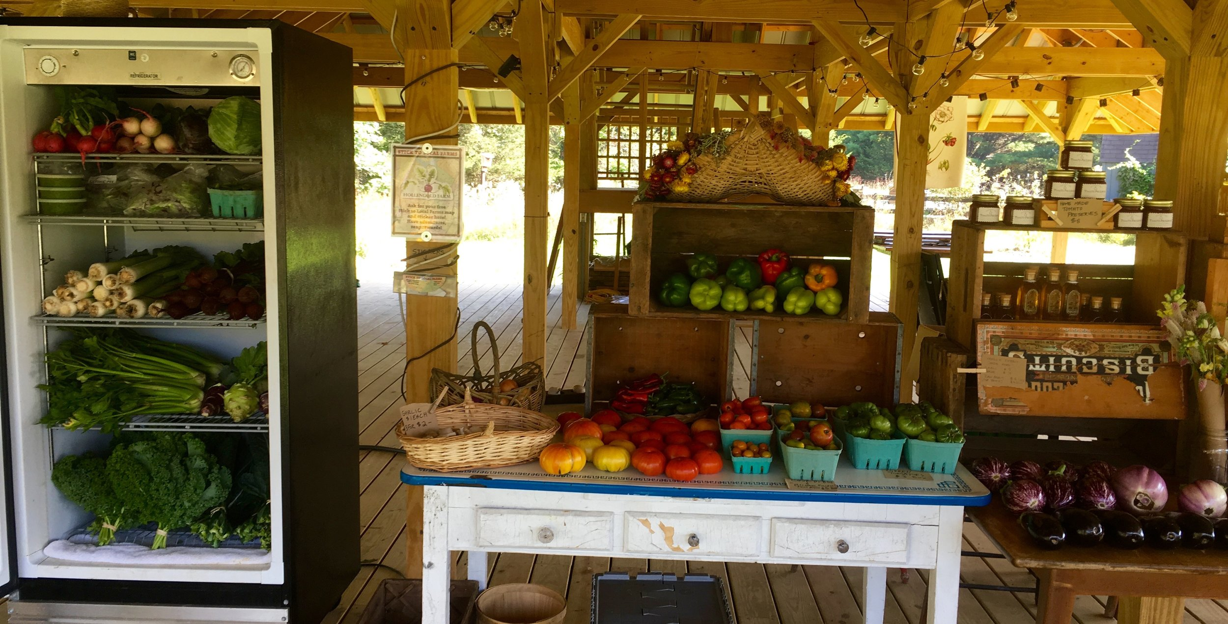 Hollengold Farm Stand