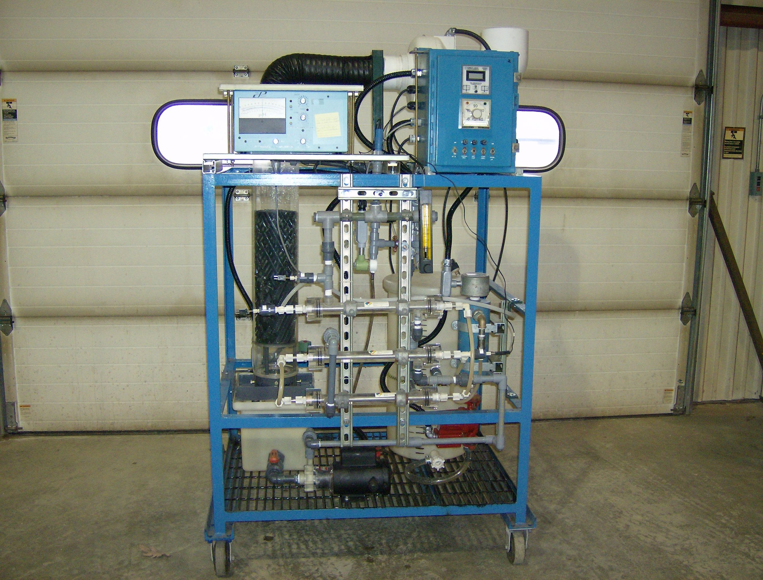 (All in one system) Pilot Cooling Tower 0209.JPG