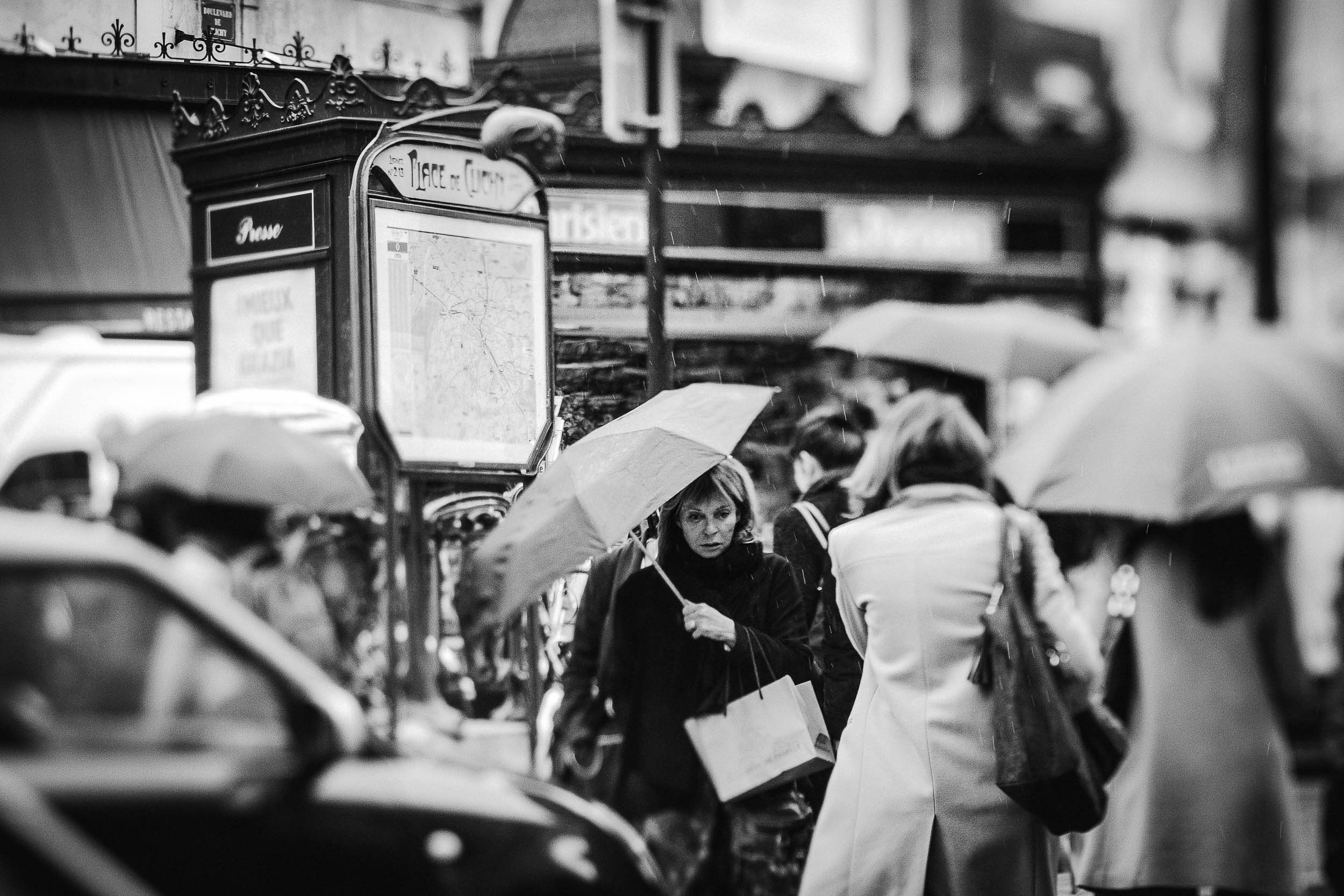 blank wall gallery - Street Photography Exhibition