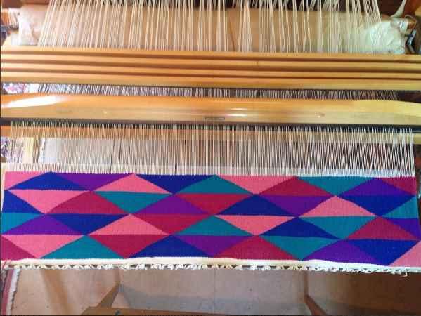 Spinner weaver