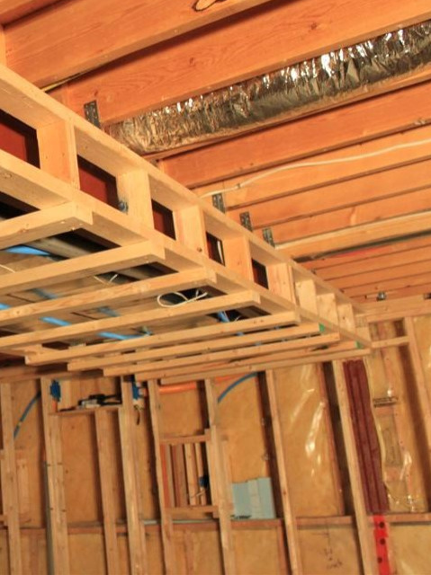 Construction / Remodeling - Assess progress, capture in-wall work for inspection or progression tracking.