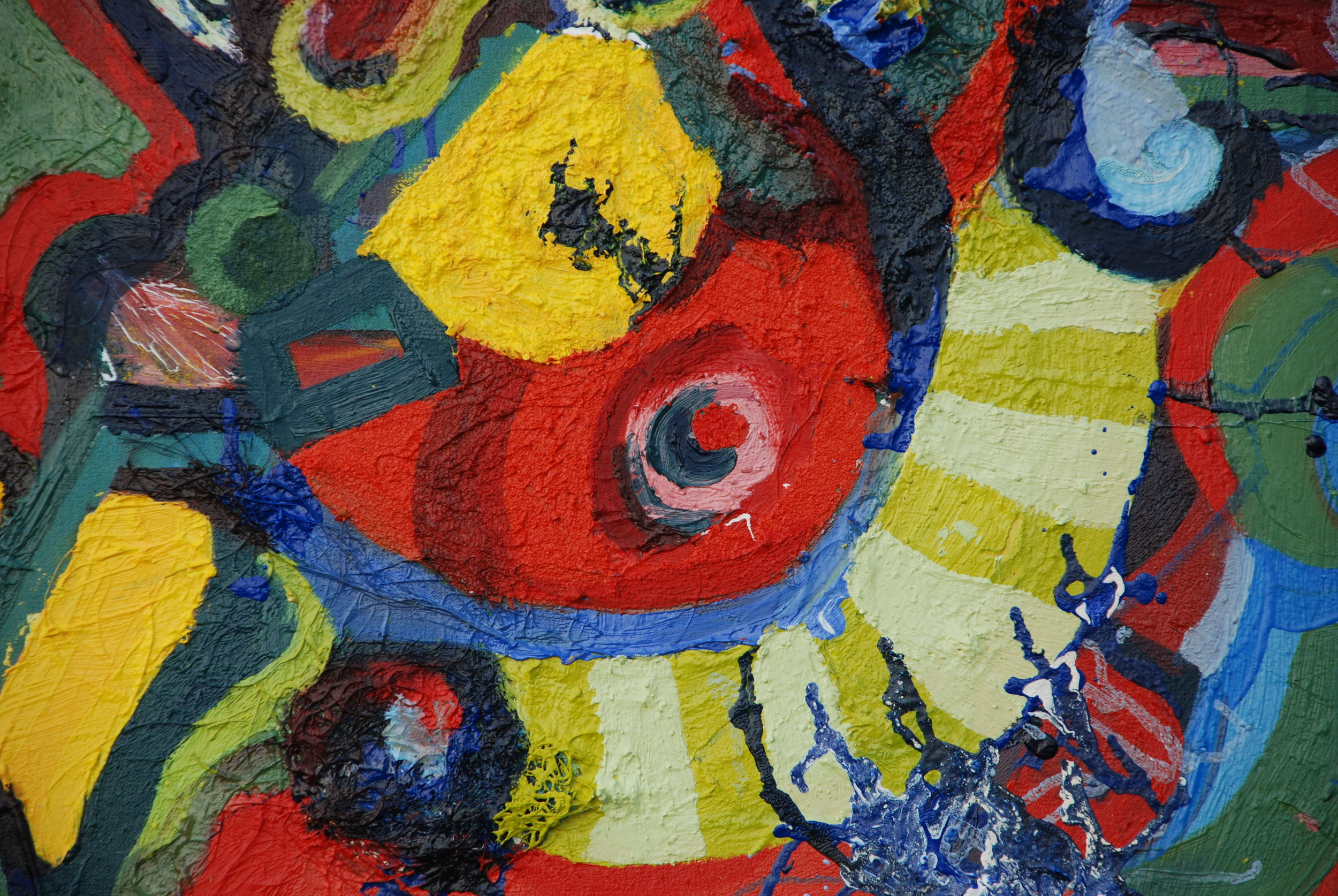 Farm I, oil on canvas, BW.jpg
