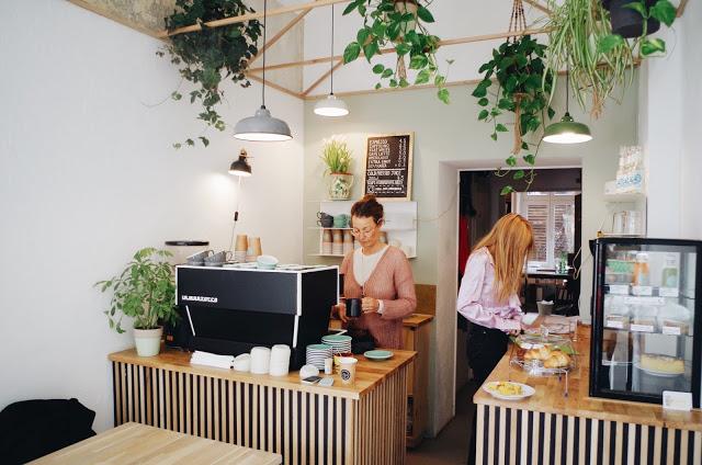 fresh sandwichesat POLA CAFE - Köpenicker Straße 10 - 10997 Kreuzberg
