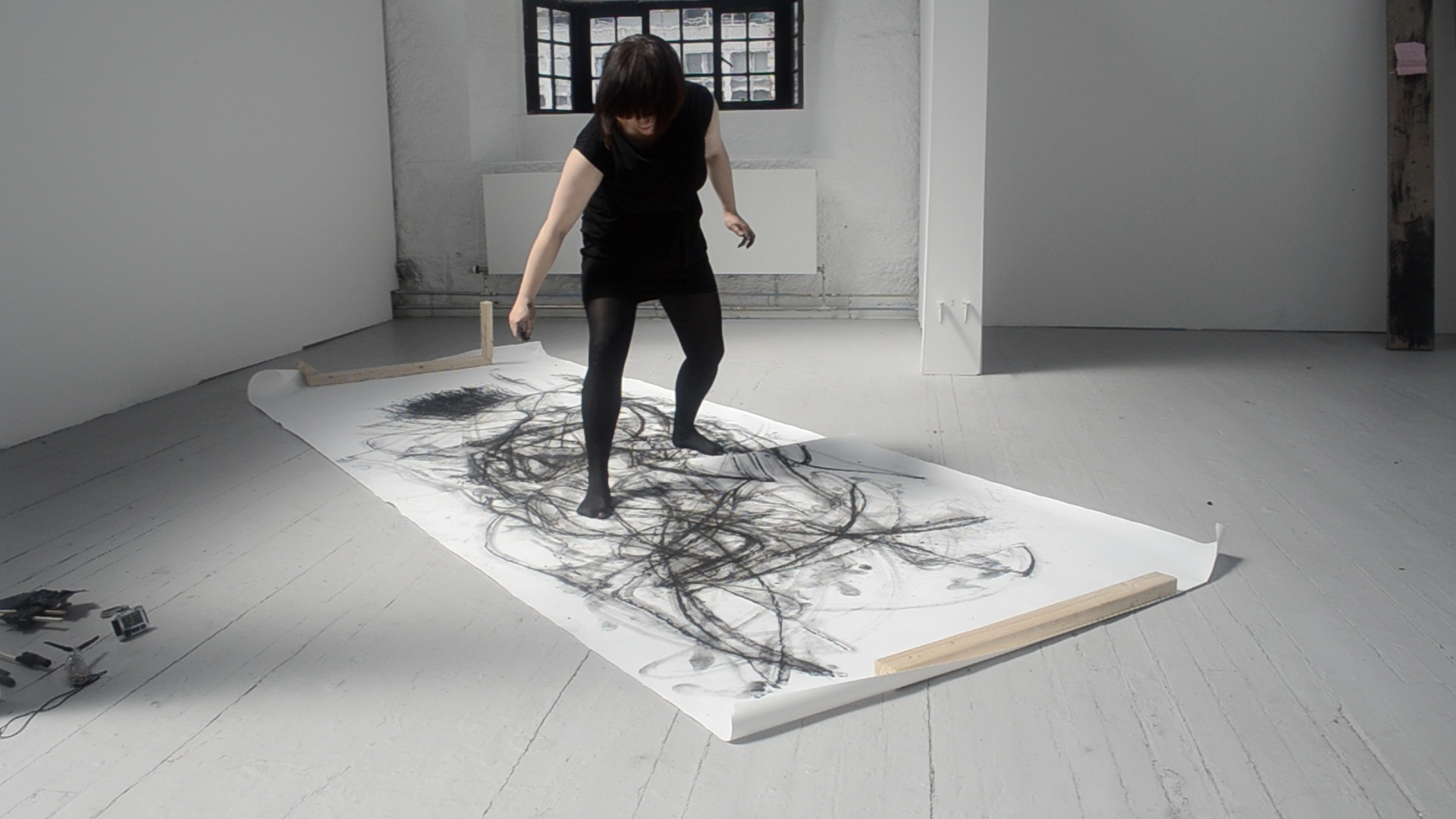 09 Elina Aho, from series Performative Drawings, still image from moving image, 2012.jpg