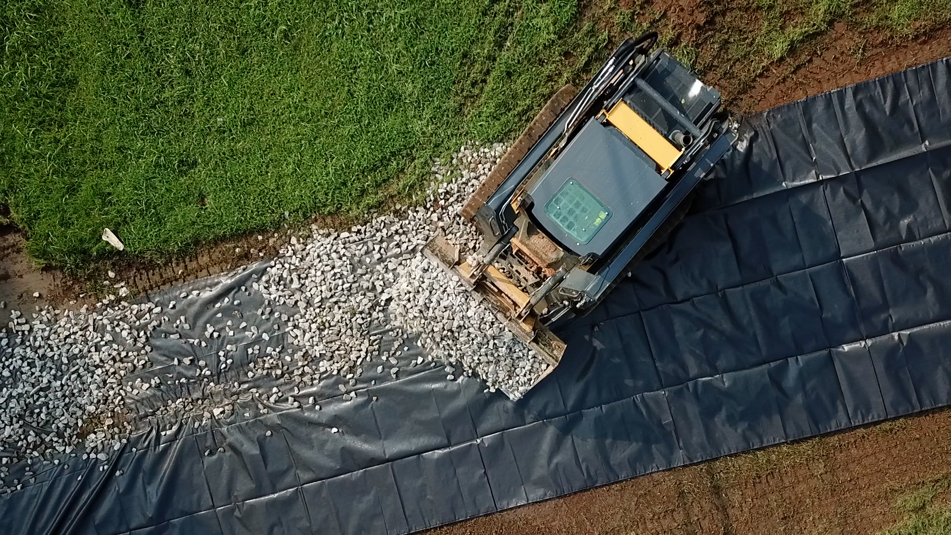 Ground Stabilization Fabric