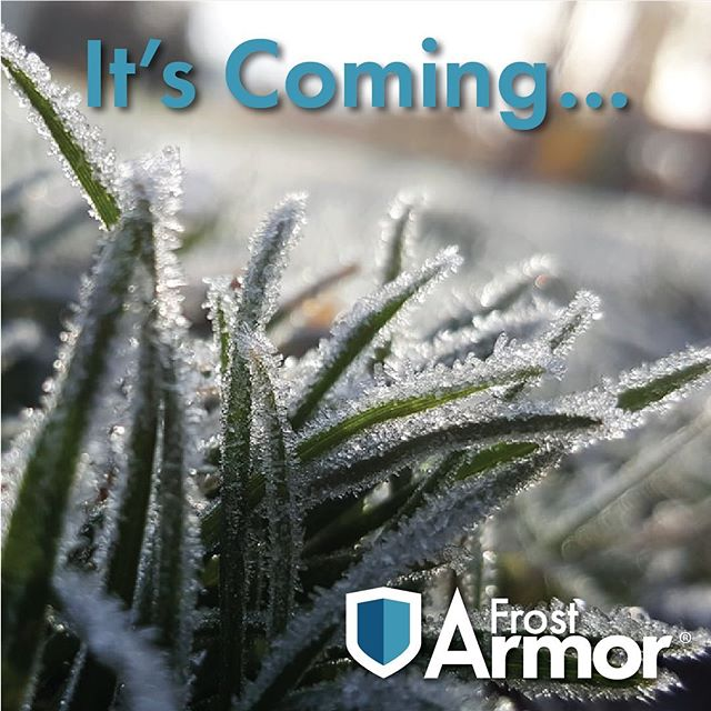 How are you getting ready for this upcoming #frost season?! #fall #garden #gardening #landscaping #frostseason #protectyourplantsfromfrost #gardenarmor #frostarmor