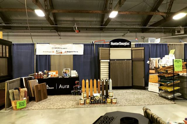 Come Visit Us This Weekend at the Haliburton Home and Cottage Show! Booth 45 in the Arena! Hope to see you there #homeandcottage #homeshow